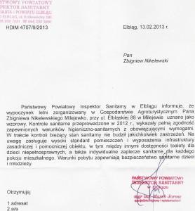 Państowy Powiatowy Inspektor Sanitarny w Elblągu